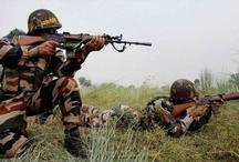 अजनाला: सेना की बड़ी कामयाबी, भारत-पाकिस्तान सीमा पर पाकिस्तानी घुसपैठिया ढेर