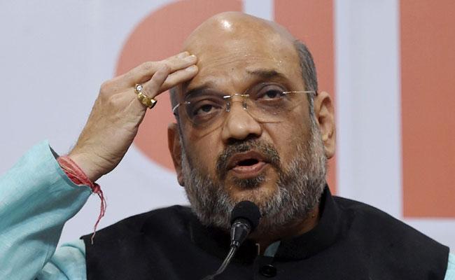 पीएम मोदी के बाद कांग्रेस ने अमित शाह को घेरा, लगाया हिन्दू न होने का आरोप!