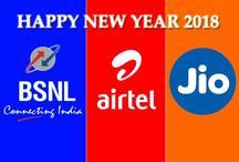 हैप्पी न्यू ईयर 2018: इन कंपनियों ने निकाले 100 रुपए से भी कम के शानदार प्लान्स, आज ही करा लें रिचार्ज