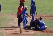 क्रिकेट इतिहास की सबसे बड़ी लड़ाई, मैदान पर ही चलने लगे लात-घूंसे, देखें VIDEO