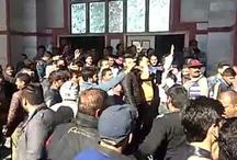 हिमचल: सीएम को लेकर घमासान, धूमल-जयराम समर्थकों ने की जमकर नारेबाजी