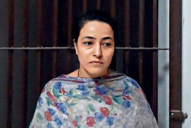 राम रहीम केसः हनीप्रीत का खुलासा, पंचकूला हिंसा में ये औरत भी थी शामिल