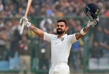 IND vs SL: विराट कोहली सबसे ज्यादा दोहरा शतक जड़ने वाले दुनिया के पहले कप्तान बने