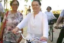 गोवा में छुट्टियां मनाती दिखीं सोनिया गांधी, सोशल मीडिया पर वायरल हुईं तस्वीरें