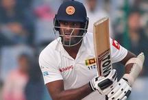 IND vs SL 3rd Test: मैथ्यूज का शतक, श्रीलंका का ठोस शुरुआत