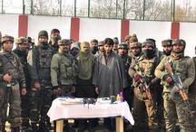 जम्मू-कश्मीर में सुरक्षाबलों की बड़ी कामयाबी, हंदवाड़ा में लश्कर का आतंकी गिरफ्तार