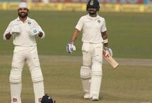 IND vs SL: ये क्या बल्लेबाजी करते समय अचानक नाचने क्यों लगे मुरली विजय, देखें VIDEO