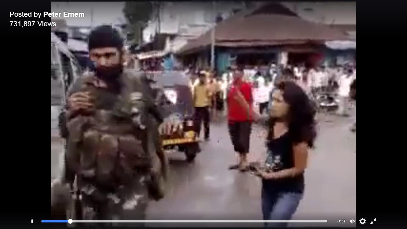 वीडियो: नया नहीं है जवानों को पीटने का चलन