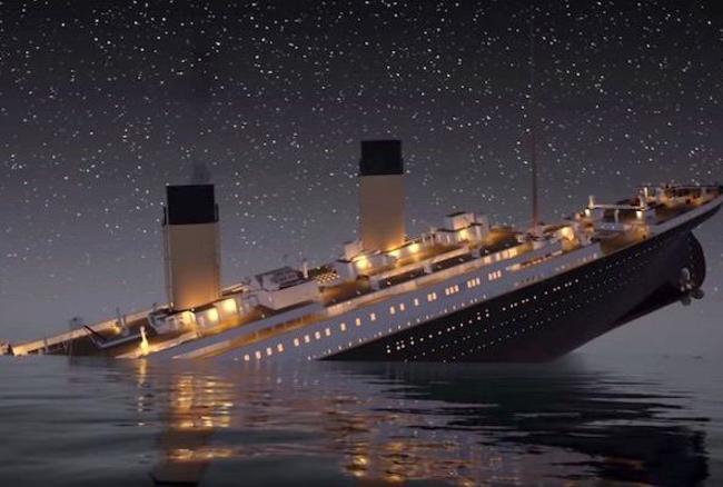 आज ही के दिन डूबा था टाइटैनिक, ये थी वजह