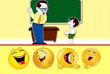 अध्यापक - बताओ गधे और मनुष्य में क्या फर्क है...