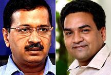 दिल्ली के सीएम केजरीवाल बने जल मंत्री, मिश्रा ने उठाये सवाल