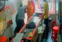 VIDEO: शहीद के परिवार वालों की सरेआम पिटाई