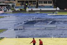 बारिश के कारण भारत-वेस्टइंडीज के बीच मैच रद्द
