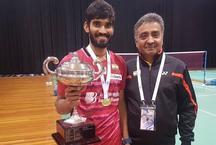 ऑस्ट्रेलियन ओपन सुपर सीरीज: श्रीकांत बने विजेता