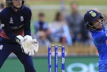 महिला विश्व कप: भारत की शानदार शुरुआत, इंग्लैंड को 35 रन से हराया
