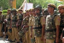 किसान आंदोलन को लेकर पुलिस अलर्ट, किए सुरक्षा के व्यापक इंतजाम