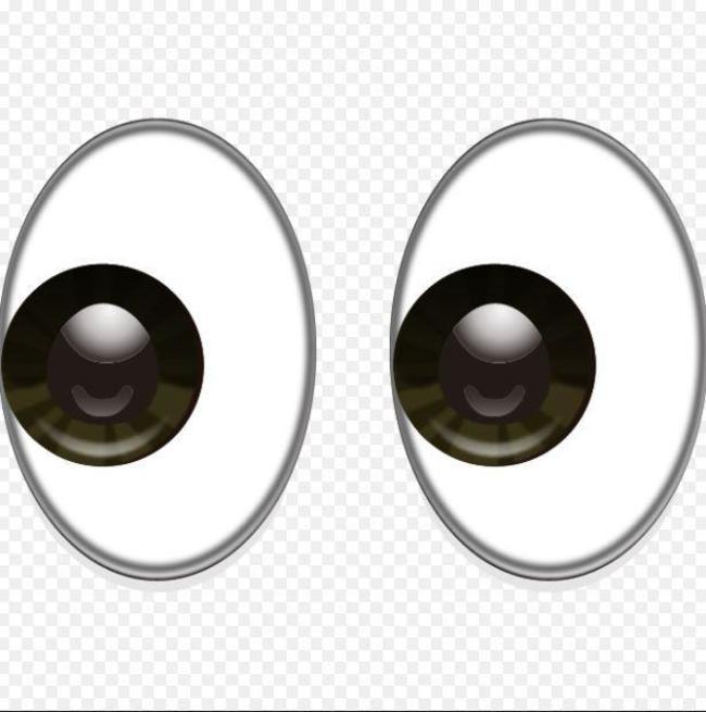 Eyes- यह इमोजी लोग तब भेजते हैं जब वो किसी की सेक्सी सेल्फी मांग रहे होते हैं।