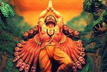 रावण ने बनाई थी स्वर्ग तक पहुंचने की सीढ़ी, लेकिन पहुंचने में रहा असमर्थ