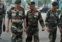सीमा पर बढ़ते तनाव के बीच सेना प्रमुख बिपिन रावत का आपात दौरा