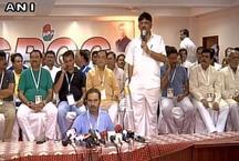 कांग्रेस विधायक ने लगाया BJP पर आरोप, कहा- तोड़ना चाहती थी 22 MLA