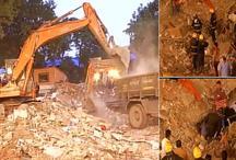 घाटकोपर हादसा: इमारत गिरने से अब तक 17 की मौत, शिवसेना नेता गिरफ्तार