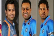 ये हैं वनडे क्रिकेट में दोहरा शतक लगाने वाले बल्लेबाज