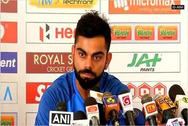 विराट कोहली ने दिए संकेत, पहले क्रिकेट टेस्ट में इस खिलाड़ी को पदार्पण का मौका मिल सकता है