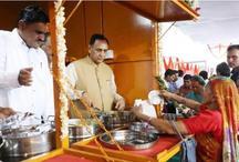 गुजरातः मजदूरों को सिर्फ 10 रुपए में मिलेगा पेटभर खाना