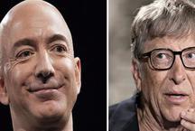 बिल गेट्स को पछाड़ दुनिया के सबसे अमीर आदमी बने बेजोस