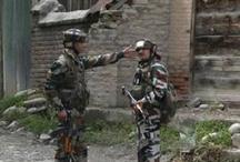 कश्मीर: पुलवामा में सुरक्षा बलों का सर्च ऑपरेशन शुरू