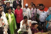 मधुर भंडारकर की 'इंदु सरकार' के विरोध में धरने पर बैठी कांग्रेस