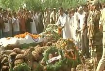 नम आंखों से हुई शहीद जयद्रथ सिंह की आखरी विदाई, श्रद्धाजंलि देने उमड़ा जनसैलाब