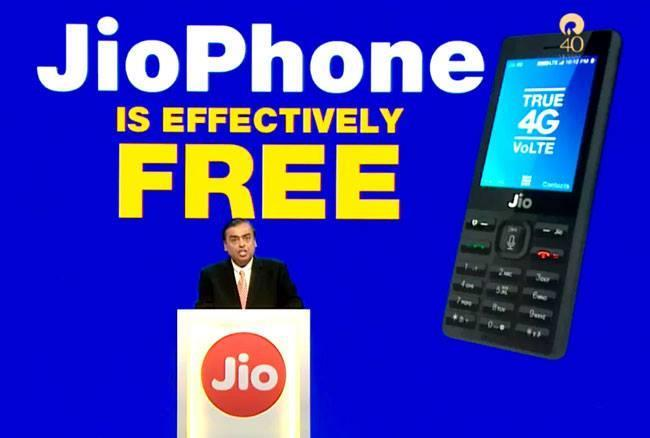 फ्री में मिलेगा JIO का 4G स्मार्टफोन, ये होंगे फायदे जानिए शर्त
