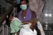 लखनऊ: KGMU में लगी भीषण आग, 5 की मौत!