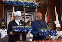 राष्ट्रपति कोविंद ने किया देश और गांधी का अपमान: कांग्रेस