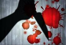 चलती बस में युवक की हत्या, स्कूल यूनीफार्म में थे हमलावर
