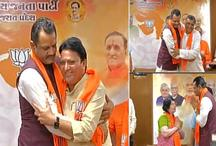 गुजरात: कांग्रेस को झटका, BJP में शामिल हुए 3 MLA, 11 विधायक अधर में