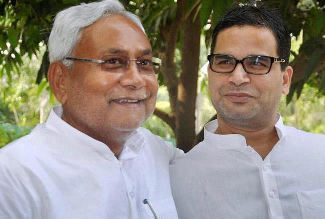 बिहार के मुख्यमंत्री नीतीश के NDA में जाने से सदमे में है PK