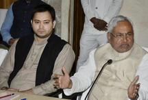 बिहार: नरम पड़े नीतीश, तेजस्वी से बंद कमरे में की चर्चा