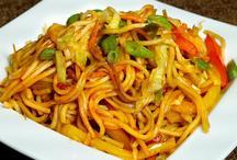 इंडियन-चाइनीज स्टाइल में बनाएं वेज चाऊमीनः रेसिपी