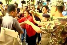 तेजस्वी के सुरक्षाकर्मियों ने की पत्रकारों की धुनाई, वीडियो वायरल
