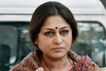 सांसद रूपा गांगुली पर FIR दर्ज, बंगाल में 'रेप' को लेकर दिया था विवादित बयान