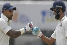 भारत VS श्रीलंका पहला टेस्ट: पहले दिन दो बड़े शतक से भारत का विदेशी सरजमीं पर बना ये रिकॉर्ड