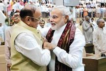 मोदी और वाघेला के बीच रहे है ऐसे दोस्ताना संबंध