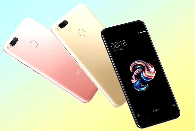 स्लिम लुक और मेटल बॉडी वाला Xiaomi Mi 5X मार्केट में लॉन्च, जानिए क्या है खासियत