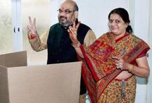 भाजपा के शाह से ढाई गुना ज्यादा उनकी पत्नी की कमाई!