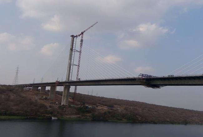 पीएम मोदी ने किया सबसे खतरनाक पुल का उद्घाटन