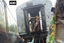 फिर हुआ रेल हादसा, अब नागपुर-मुंबई दुरंतो एक्सप्रेस के 5 डिब्बे पटरी से उतरे