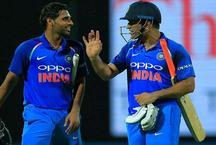 इस मंत्र से भुवनेश्वर ने भारत को दिलाई जीत