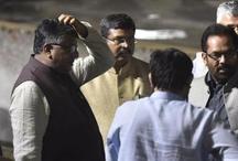 गुजरात राज्यसभा चुनाव:कांग्रेस के दो बागी विधायकों का वोट रद्द, बीजेपी ने रुकवाई वोटों की गिनती